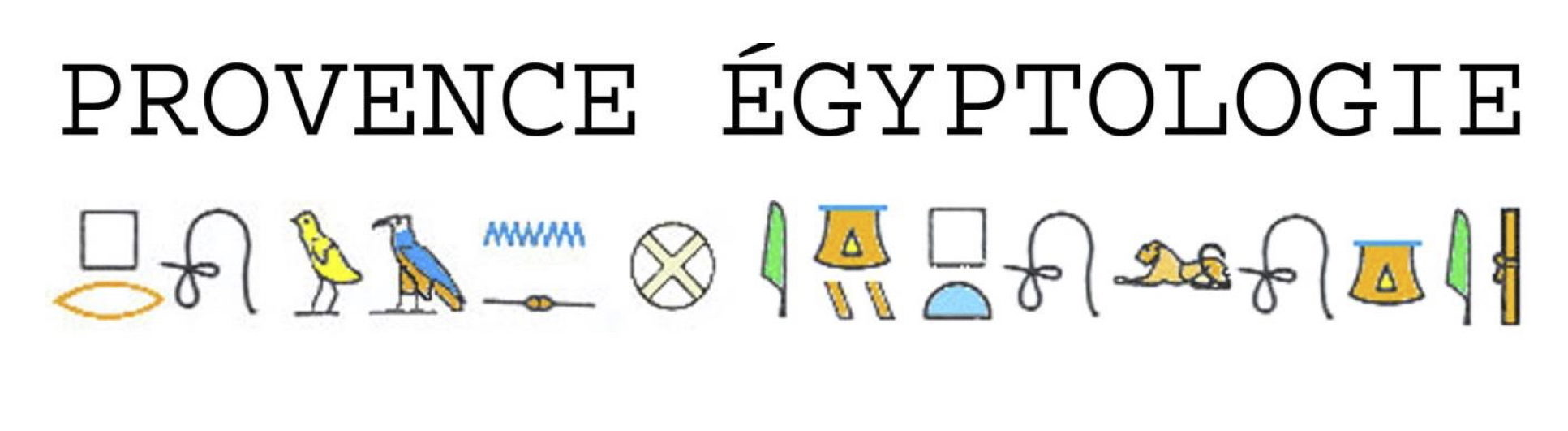 Provence Egyptologie